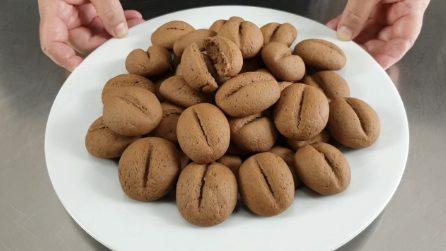 Biscotti al caffè: la ricetta per averli fragranti e golosi