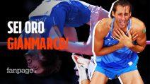 Straordinario Tamberi, oro nel salto in alto! Prima medaglia nell'atletica per l'Italia