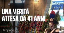 """Strage alla stazione, da 41 anni Bologna non dimentica. Cartabia: """"La polvere si sta diradando"""""""