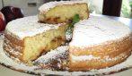Torta alle pesche: la ricetta del soffice e gustoso dessert