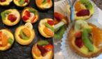 Cestini di frutta: la ricetta per averli fragranti e golosi