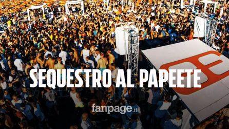 Sequestro da 500mila euro al Papeete per evasione fiscale: è lo stabilimento preferito da Salvini