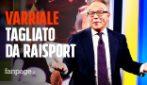 Enrico Varriale non è più vicedirettore di RaiSport, primo taglio della nuova dirigenza Rai