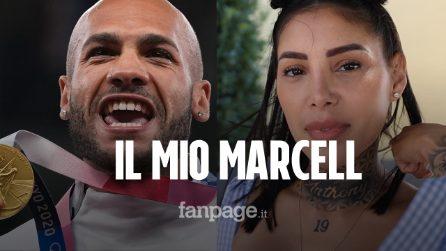 """Marcell Jacobs, la compagna Nicole Daza: """"La sua vittoria è un po' merito mio, in America rosicano"""""""