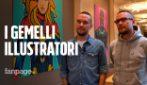 Van Orton, i gemelli illustratori che reinterpretano i supereroi Marvel