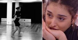 """""""Più vado avanti e più mi tolgo quelle voci dalla testa"""": il video di Giulia Stabile"""