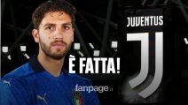 Locatelli alla Juventus è fatta, c'è l'accordo con il Sassuolo: le cifre del contratto