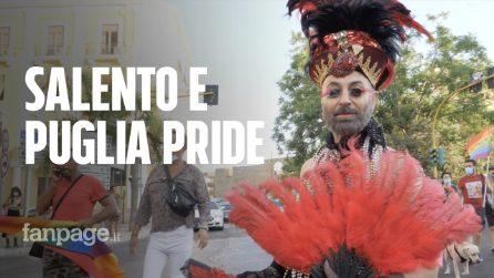 """Salento e Puglia Pride a Brindisi: """"Nel 2021 ce n'è ancora bisogno, siamo tutti uguali"""""""