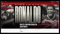 Cristiano Ronaldo al Manchester United, ora è ufficiale: torna a Old Trafford dopo 12 anni