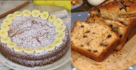 4 easy desserts with bananas: fruit have never tasted this good!