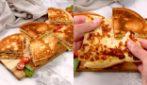 Pane al formaggio in padella: la versione salata da provare assolutamente!