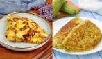 Zucchini: 3 original recipes for a quick lunch!
