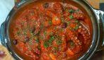 Polpo alla Luciana: la ricetta del gustoso secondo piatto