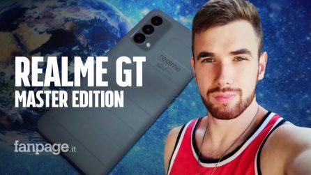 realme GT Master Edition, lo smartphone dal design innovativo perfetto per chi ama viaggiare