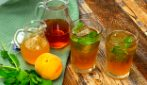 Peach tea: the trick to make enjoyable your afternoon break!