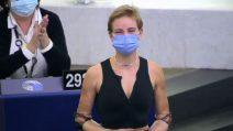 Bebe Vio ospite all'Europarlamento, standing ovation a Strasburgo
