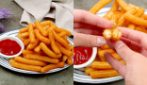 Potato savory churros: the delicious finger food to enjoy during your parties!