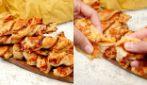 Bastoncini di pizza al forno: l'idea perfetta per un aperitivo sfizioso!