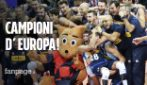 Italia del volley campione d'Europa! Rimonta epica con la Slovenia, è una magica estate azzurra