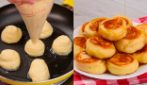 Mini focaccine dolci: soffice e saporite, da gustare a colazione o a merenda!