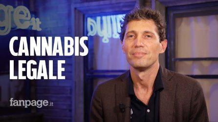 """Cannabis, Magi a Fanpage.it: """"Obiettivo è legalizzazione, grande tema sociale che non riguarda solo consumatori"""""""