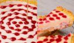 Crostata di amarene: bellissima e facile da preparare!