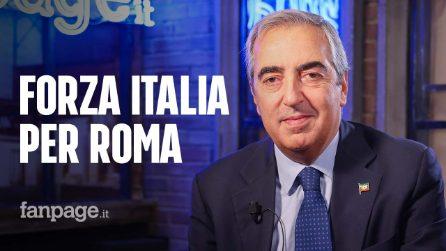 """Elezioni Roma, Gasparri: """"Quelli dell'antipolitica al governo si sono rivelati idioti e incapaci"""""""