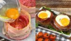 Stuffed burgers: the creative idea for a tasty recipe!