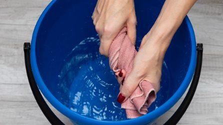 Come pulire il pavimento della cucina