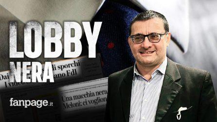 Il barone Jonghi e la valigetta piena di soldi per finanziare i politici della Lobby Nera