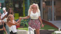 Francesca Cipriani fuori controllo per la voce del fidanzato fuori la Casa dell Grande Fratello Vip