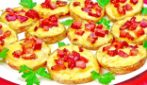 Potato and bacon tarts: the easy recipe to absolutely try