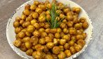Crispy chickpeas: a delicious and light snack to try!