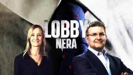 """Lobby Nera 1 - """"Abbiamo le lavatrici per fare il black"""""""