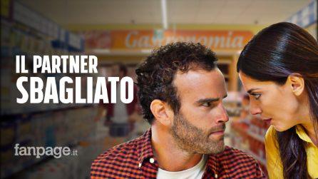 Ogni volta al supermercato: il partner sbagliato