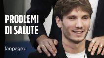 Grande Fratello Vip, Manuel Bortuzzo ha febbre e dolori: potrebbe abbandonare il gioco