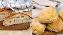 Homemade bread: 3 recipes to make it fragrant and soft!