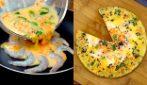 Shrimp omelet: a fantastic recipe to prepare in no time!