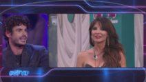 Grande Fratello VIP - Miriana vs Andrea Casalino