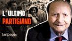 """Tonino, l'ultimo partigiano di Napoli: """"Così liberammo la città dai nazifascisti"""""""