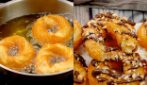 Ciambelline fritte di pasta choux: non potrai farne a meno!