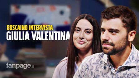 Gabriele Boscaino intervista Giulia Valentina in Pleasure Talk