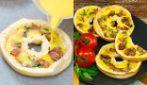 Bagel frittata: come servirlo in un modo unico e delizioso!
