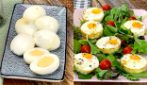 Hard-boiled egg in the oven: the quick and easy method!