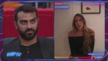 GFVip, il videomessaggio di Greta per Gianmaria