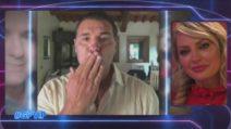 GFVip, il videomessaggio di Lorenzo per Manila
