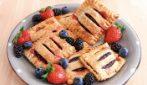 Saccottini di sfoglia alla frutta: il dessert veloce e golosissimo