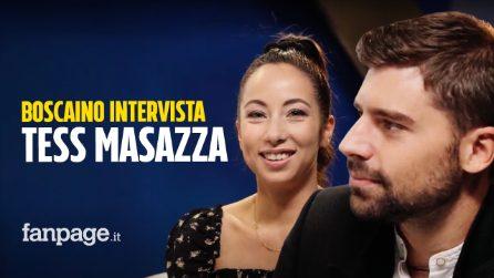Gabriele Boscaino intervista Tess Masazza in Pleasure Talk