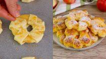 Girelle di pasta sfoglia e mele: il dolce facile, goloso e pronto in pochi minuti!