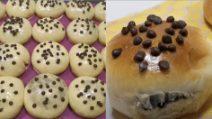 Panini soffici al cioccolato: la merenda genuina e piena di gusto